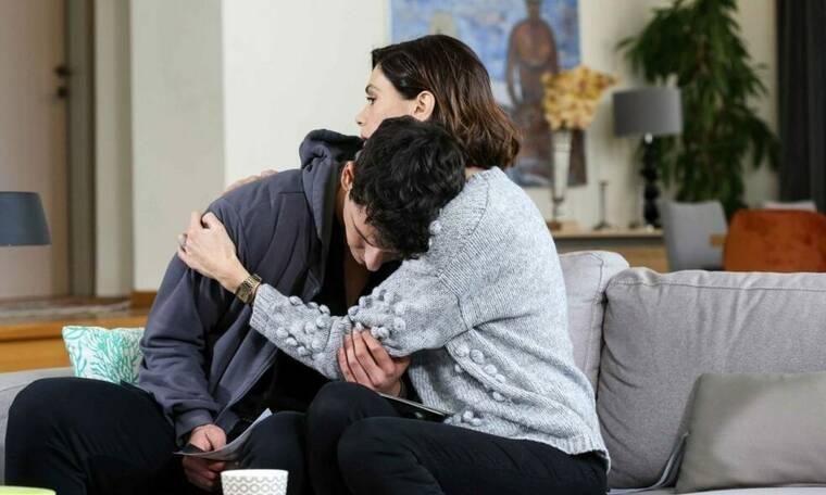 Η επιστροφή: Η Άννα εξοργίζεται με την Βίκυ, όταν ανακαλύπτει ότι η Ευγενία είναι ψυχολόγος