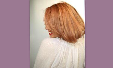 Μαρία Ηλιάκη: Δείτε το σχόλιο του συντρόφου της για το νέο της hair look