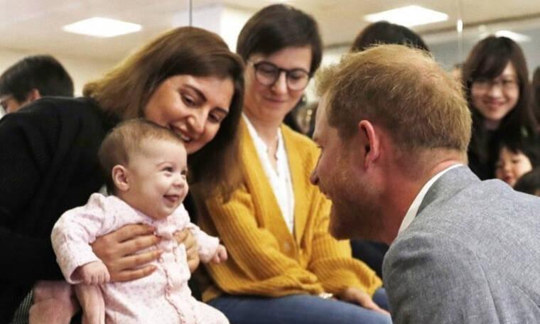Πρίγκιπας Harry: Όλα δείχνουν ότι θα γίνει ένας υπέροχος μπαμπάς! (pics)