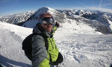 Happy Traveller στις Αυστριακές Άλπεις