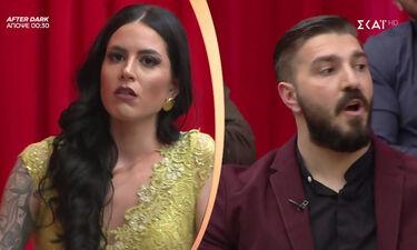 Power of love Gala: Μαλλιά κουβάρια ο Παύλος με τη Νέρτζη- Ατάκες «φωτιά» on air