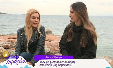 Η Κάβουρα απαντά πρώτη φορά στις φήμες που τη θέλουν να είναι το τρίτο πρόσωπο σε Γκέντσογλου-Ηλιάδη