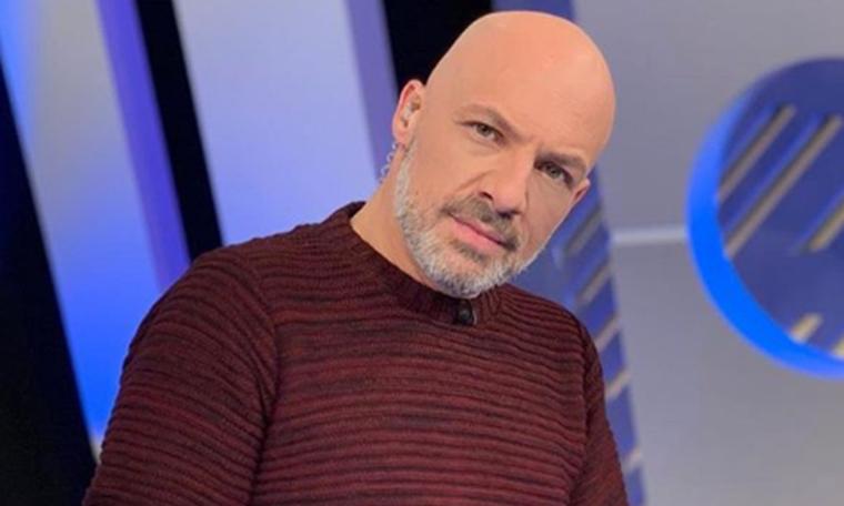 Ο Μουτσινάς και του χρόνου στο Open tv