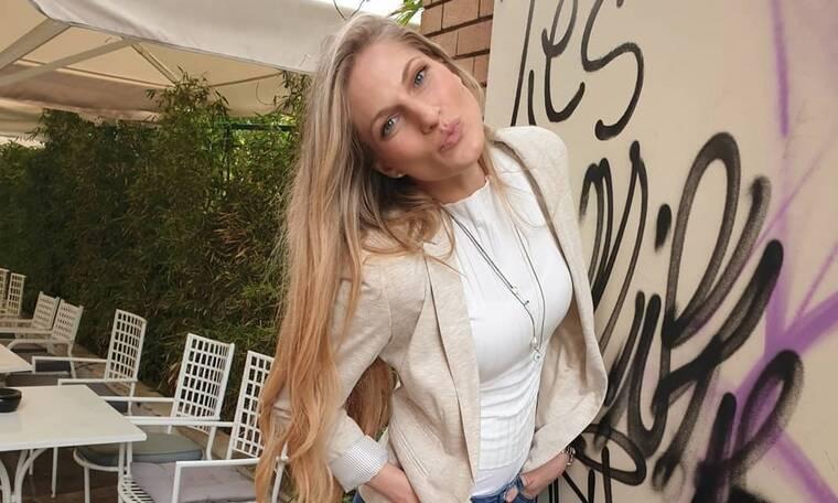 Σάρα Εσκενάζυ: Η ανακοίνωσή της στο instagram «θέλω να μοιραστώ μαζί σας κάτι νέο...»