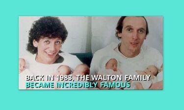 Πριν από 30 χρόνια η συγκεκριμένη οικογένεια έγινε διάσημη και δεν φαντάζεστε τον λόγο!
