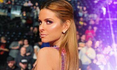 Maria Menounos: Με δημιουργία Σήλιας Κριθαριώτη στο WWE