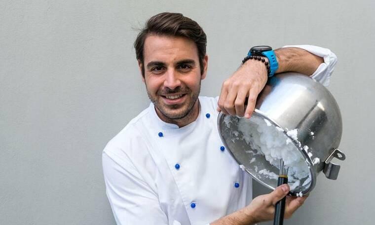 Φίλιππος Παπασπύρου:  Το MasterChef, η εμπειρία και το γλυκό που δημιούργησε… ντόρο!
