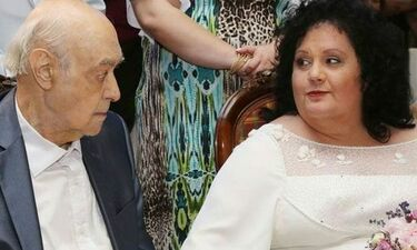 Ο δραπέτης τραγουδιστής είχε παντρέψει τον Ανδρέα Μπάρκουλη με την τελευταία του σύζυγο