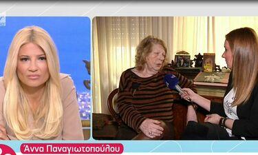 Άννα Παναγιωτοπούλου: Δεν φαντάζεστε πόσα λεφτά έπαιρνε για κάθε επεισόδιο του «Ντόλτσε Βίτα»