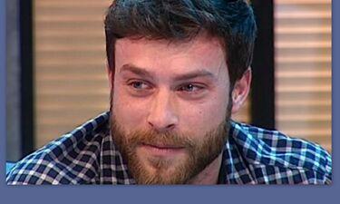 Στέφανος Μιχαήλ: «Λύγισε» ο πρωταγωνιστής του Τατουάζ - Δείτε τι συνέβη