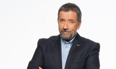 Σπύρος Παπαδόπουλος: Ανανέωσε το συμβόλαιο του με τον ΣΚΑΙ για τα επόμενα δυο χρόνια