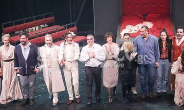 Επίσημη πρεμιέρα στο Rex για την παράσταση «Ο άνθρωπος που γελά»