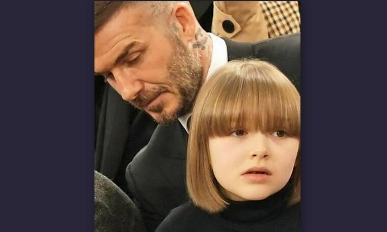 Η Harper Beckham μαζί με τον μπαμπά David για ψώνια – Τι έχει αλλάξει στη μικρή;