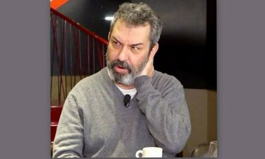 Χρήστος Χατζηπαναγιώτης: Η αποκάλυψη για την πρόταση που απέρριψε και η απιστία!