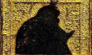 Η θαυματουργή εικόνα της Παναγίας των «Χαιρετισμών» ή του «Ακάθιστου» ...