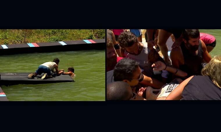 Survivor: Το σοκαριστικό ατύχημα του Ατακάν – Συγκλονισμένοι οι παίκτες!