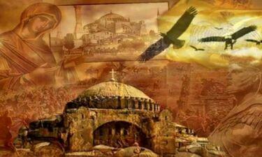 «Όταν η Πόλη επανέλθει στα χέρια των Χριστιανών, ο ιερέας θα βγει από τον τοίχο για να συνεχίσει»