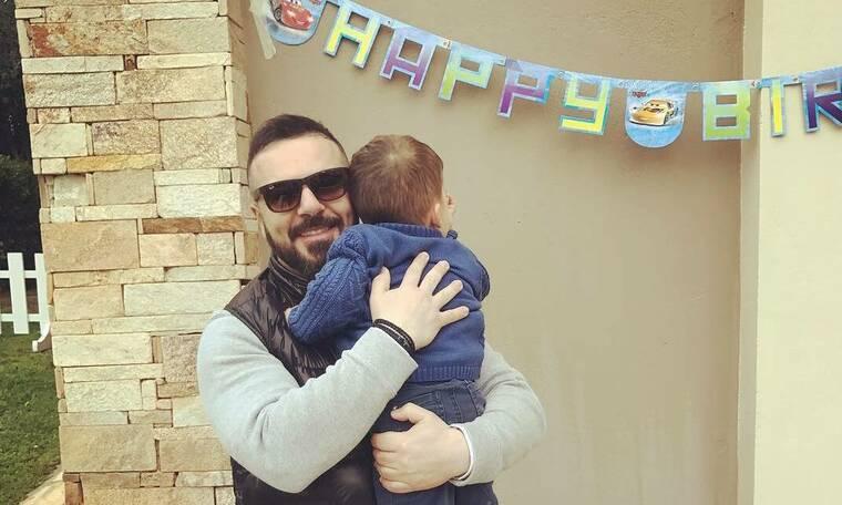 Τριαντάφυλλος: Τα τρυφερά λόγια για τον γιο του ανήμερα των γενεθλίων του