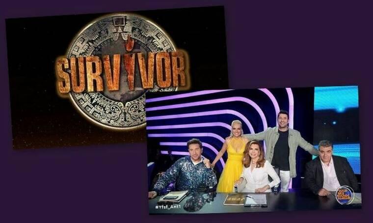 Τηλεθέαση: YFSF Vs Survivor: Αυτό το πρόγραμμα κέρδισε με… διαφορά