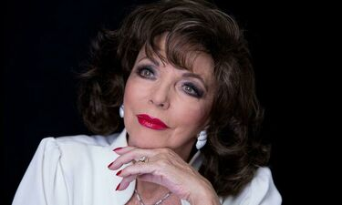 Joan Collins: Στις φλόγες το σπίτι της – Κινδύνευσε και η ίδια