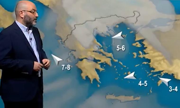 Καιρός Πάσχα: Ποιες περιοχές «παίζουν» για Πάσχα με βροχή; Η ανάλυση του Αρναούτογλου