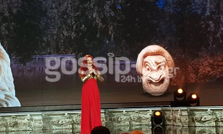 YFSF Ημιτελικός: Εντυπωσιακή η Ελένη Φιλίνη ως Μίλβα