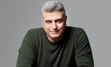 Βλαδίμηρος Κυριακίδης: «Δεν συμπαθώ τις διακοπές, προτιμώ να δουλεύω...»