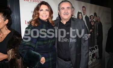 Λαζόπουλος-Ντενίση: Όχι μόνο συμφιλιώθηκαν, βγήκαν και για φαγητό! (pics)
