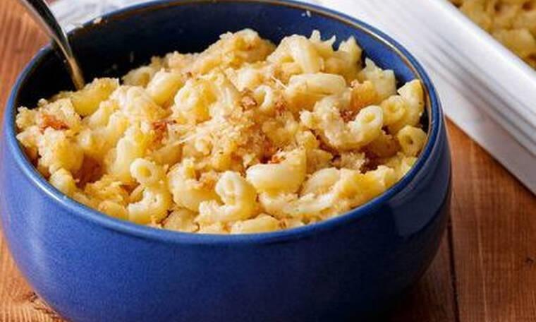 Η καλύτερη mac & cheese συνταγή