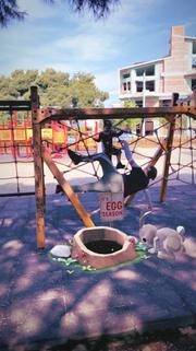 Παιδικές δραστηριότητες και ακροβατικά