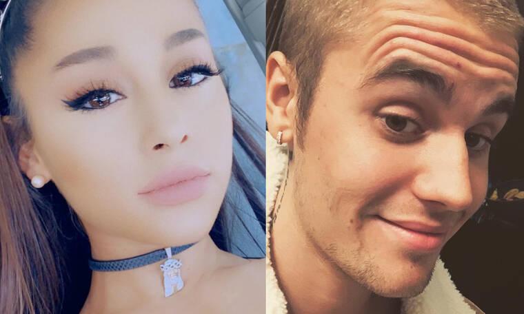 Ουρλιάζουμε! Justin Bieber και Ariana Grande τραγουδούν μαζί στη σκηνή της Coachella