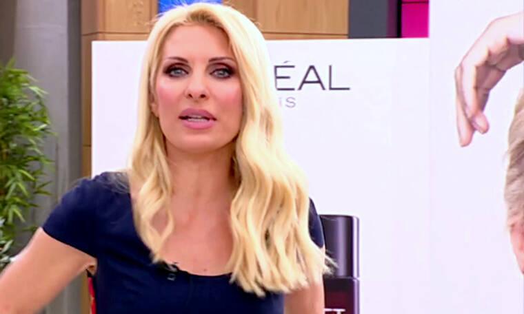 Η ανακοίνωση της Ελένης Μενεγάκη λίγο πριν το «κλείσιμο» της εκπομπής- Τι είπε on air (vid)