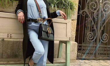 Η Ελληνίδα celebrity είναι έξι μηνών έγκυος και η κοιλιά είναι... άφαντη! (photos)