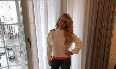 Η πρώτη φωτογραφία της Britney Spears κατά την έξοδό της από το ψυχιατρείο!