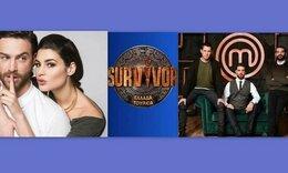 Τηλεθέαση: MasterChef - Survivor - Το Τατουάζ: Ποιος βγήκε νικητής;