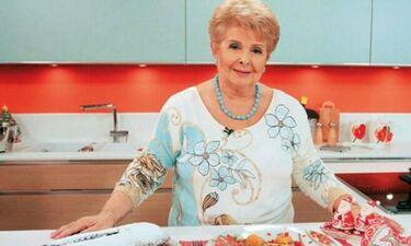Βέφα Αλεξιάδου: Στα δικαστήρια για μια... μαγειρίτσα κοτόπουλο- Αγωγή για 60.000 ευρώ