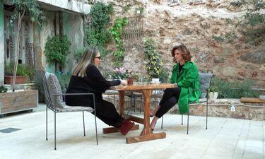Η Λίνα Νικολακοπούλου «Προσωπικά» με την Έλενα Κατρίτση την Κυριακή του Πάσχα