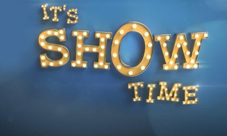 It's Show Time με γιορτινή διάθεση