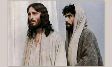 «Ιησούς από τη Ναζαρέτ»: Δείτε πώς είναι ο Ιούδας, 46 χρόνια μετά το τέλος της σειράς (photos)