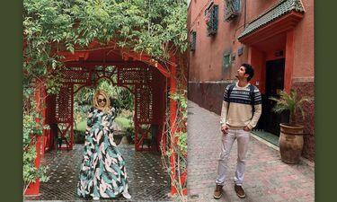 Τζένη Μελιτά – Σπύρος Μαργαρίτης: Οι νέες φωτογραφίες από την Πασχαλινή τους απόδραση στο Μαρόκο