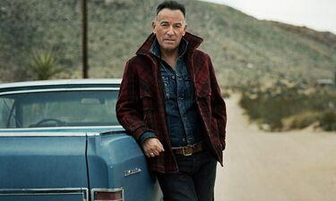 Ο Bruce Springsteen επιστρέφει δισκογραφικά και αυτό είναι το νέο του άλμπουμ