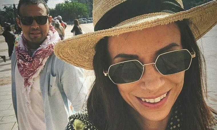 Σάββας Πούμπουρας – Αρετή Θεοχαρίδη: Νέες φωτογραφίες από τις διακοπές τους στο Μαρόκο