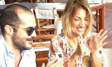 Μαρία Ηλιάκη: Η Πασχαλινή απόδραση με τον αγαπημένο της, Στέλιο Μανουσάκη στα Χανιά! (vid & photos)