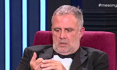 Πασχάλης Τσαρούχας: Η πρόταση για το YFSF και το ξέσπασμά του: «Με προσβάλλει»