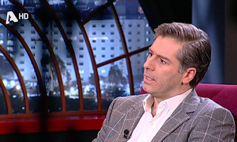 Αλέξανδρος Μπουρδούμης: Θα ενσαρκώσει τον Αλέξη Τσίπρα στη μεγάλη οθόνη - Όσα είπε για τον ρόλο αυτό