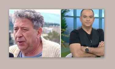 Κώστας Κόκλας: Η αποκάλυψη για τον Νίκο Σεργιανόπουλο και το κόψιμο της σειράς «Όσο έχω εσένα»