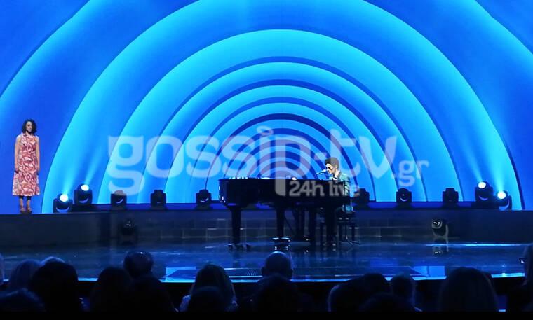 YFSF: Ο Ίαν Στρατής διεκδικεί τη νίκη ως άλλος Bruno Mars (video)