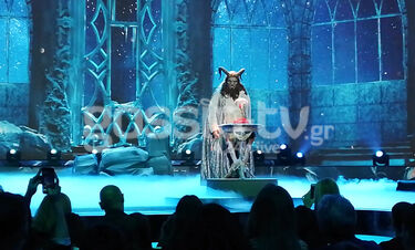 YFSF: Ο φιναλίστ Αργύρης Αγγέλου αγνώριστος! Μεταμορφώθηκε σε «Τέρας» με σκοπό τη νίκη (video)