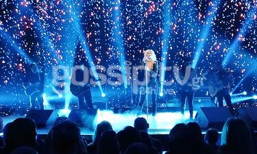 YFSF: Η φιναλίστ Κατερίνα Στικούδη βγήκε ως Lady Gaga στη σκηνή με αέρα Αμερικής (video)