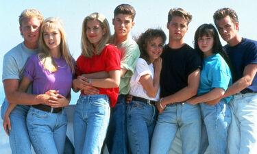 «Beverly Hills 90210»: Η πρώτη φωτογραφία των συντελεστών για το remake και η απουσία του Luke Perry